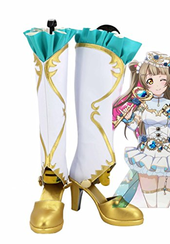 LoveLive!School idol project Birthstone Awakening Kotori Minami Cosplay Shoes Boots Custom Made fmEjXly5Y