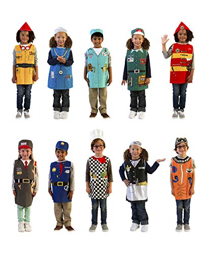 Dexter Occupation Costumes, Set of 10