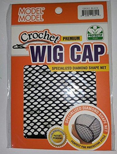 Crochet Wig Cap (pack of 2)