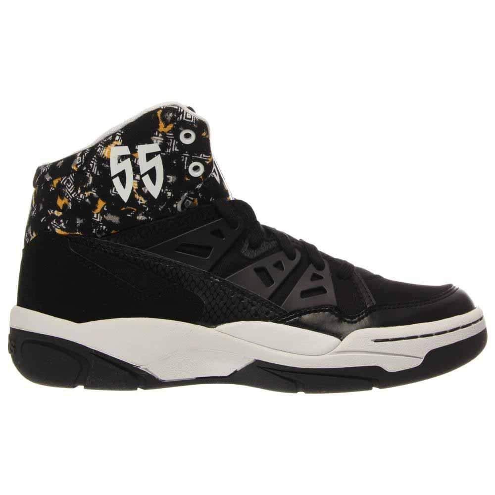 the latest e4df0 dddd0 Amazon.com   adidas Mens Mutombo Athletic   Sneakers Black   Basketball