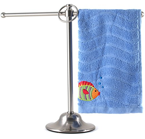 presidents-choice-brushed-stainless-steel-towel-stand
