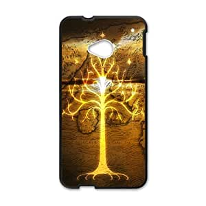 HTC One M7 Phone Case ,designed pattern with Lord Of The Rings