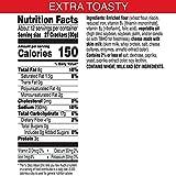 Cheez-It Extra Toasty Cheese Crackers - School