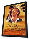 Dances With Wolves - 27 x 40 Framed Movie Poster