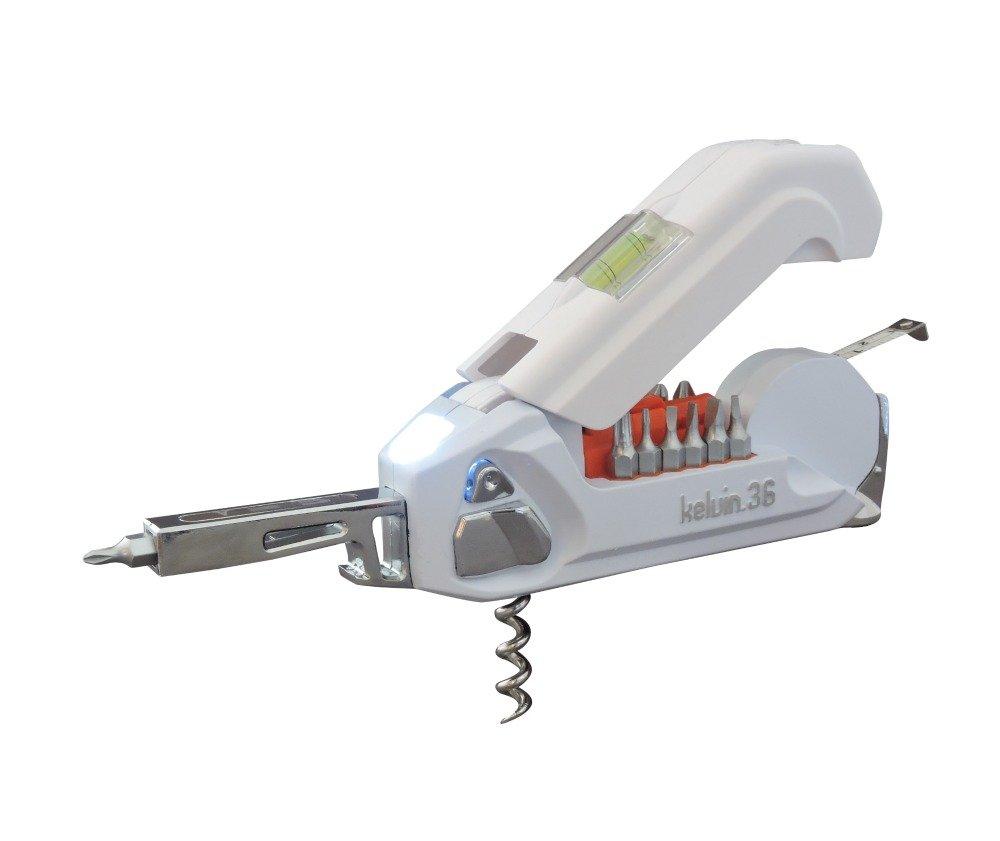 Kelvin Tools K36WHT01-01 36 The Ultra Urban Multi-tool, White by Kelvin Tools   B00I3L6C3C