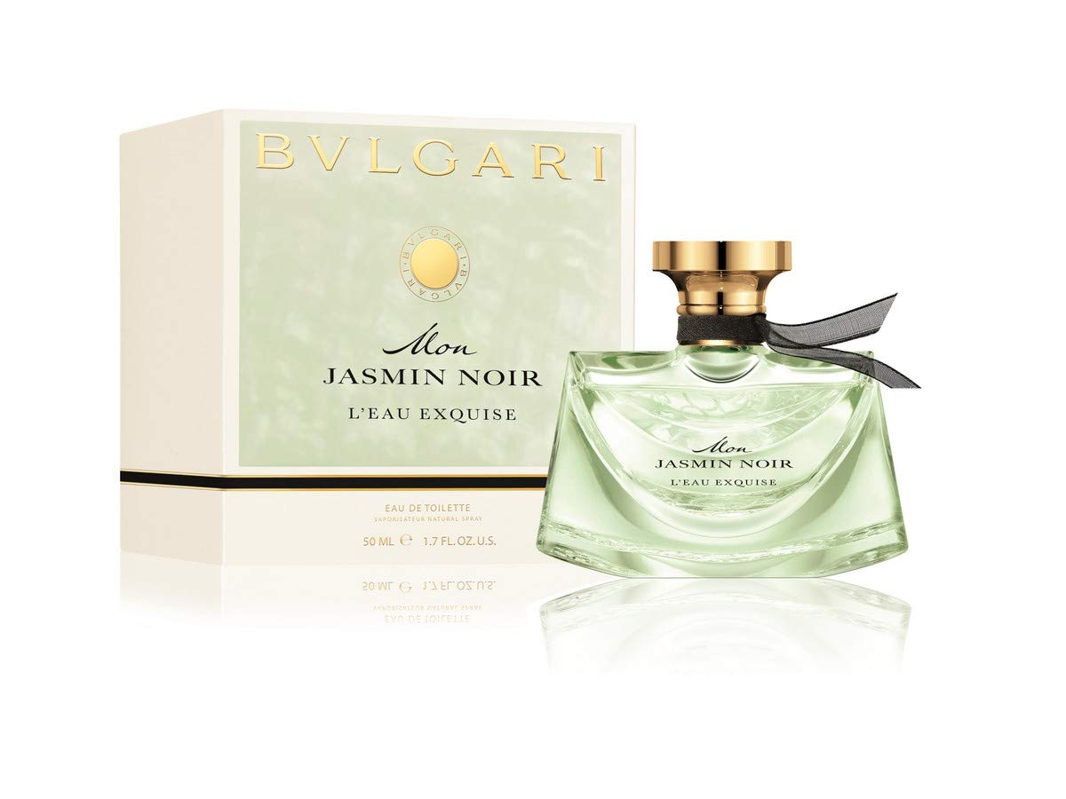 3046d72a972 Amazon.com   Bvlgari Mon Jasmin Noir L eau Exquise Eau de Toilette Spray  for Women 2.5 oz   Women S Eau De Toilette   Beauty