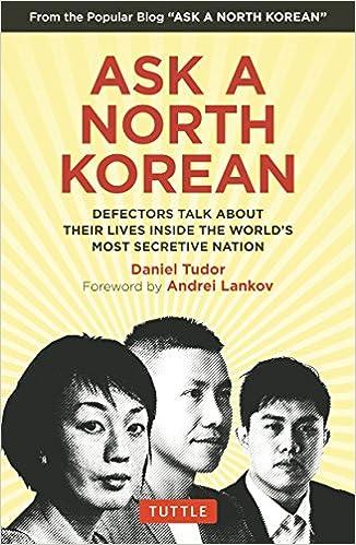 Amazon Com Ask A North Korean Defectors Talk About Their Lives