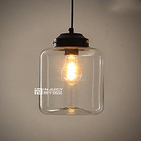 Injuicy Iluminación Loft E27 Bombilla Edison Retro Antique ...