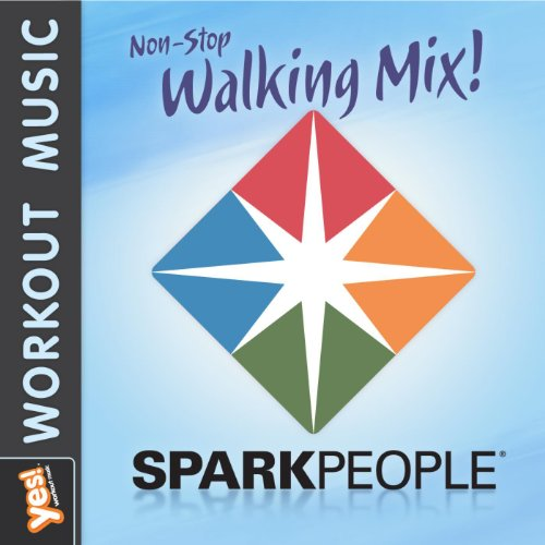 Sparkpeople: Walking Mix 1 - 6...