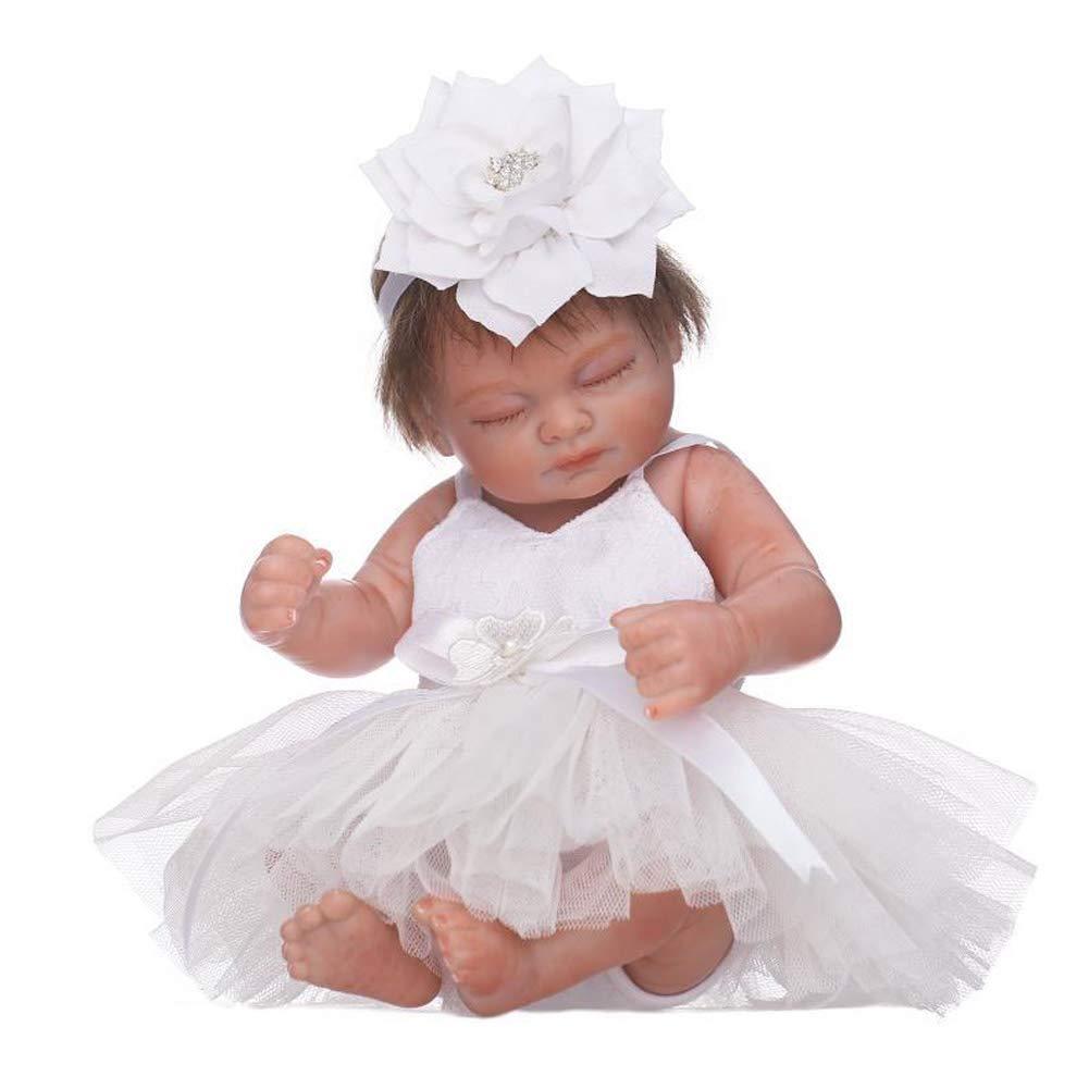 CHENG Simulation Doll wiedergeborene Realistische Silikon-Dolls wasserdicht Spielzeug Boy