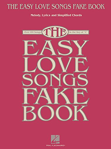 Fake Book: Melody, Lyrics & Simplified Chords in the Key of C ()