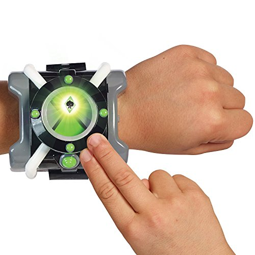 Set of 2 Ben 10 Basic Omnitrix Role Play Watch (2)