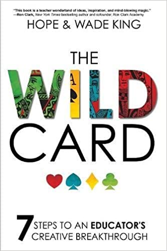 Image result for wild card teaching book