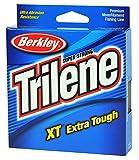 Berkley Trilene XT Filler 0.08-Inch Diameter Fishing Line, 4-Pound Test, 330-Yard Spool, Low Vis Green