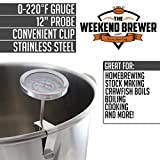 The Weekend Brewer Homebrew Kettle Clip On