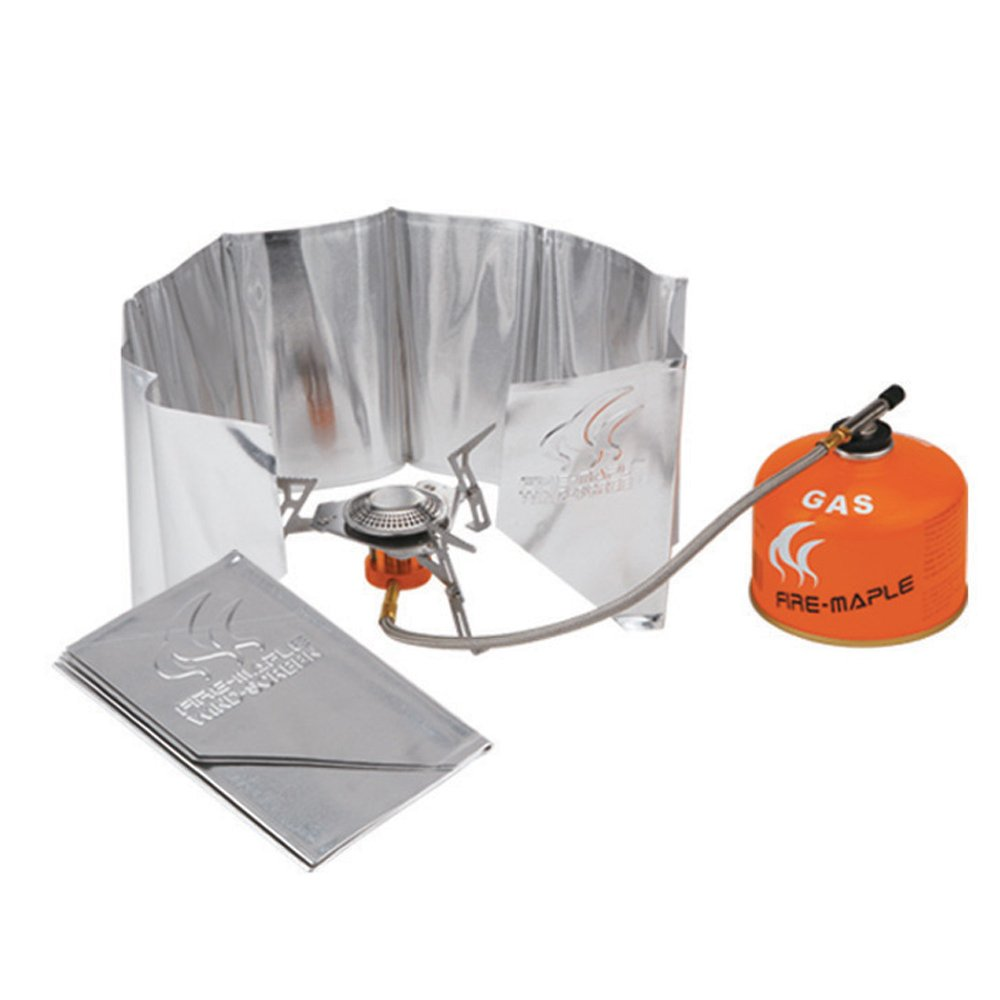 Fire Maple Aluminum Camping Wind-screen Camping Stove Windshield Fire-maple FMW-501