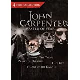 John Carpenter: Master of Fear 4 Film Collection