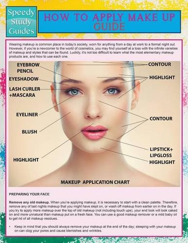 How To Apply Make Up Guide (Speedy Study Guide) ()