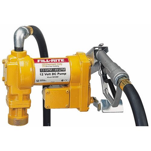 Tuthill SD1202 Fuel Transfer Pump