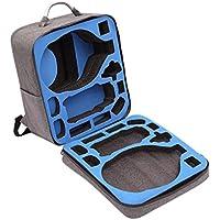 Celendi Waterproof Backpack Large Capacity Shoulder Bag for DJI Mavic Pro RC Drone + DJI VR Goggles (Gray)