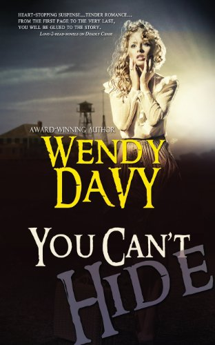 book cover of You Can\'t Hide