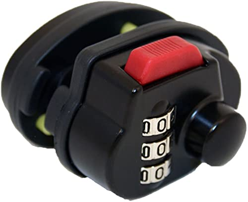 FJM Security SX-105 3-Dial Combination Gun Trigger Lock