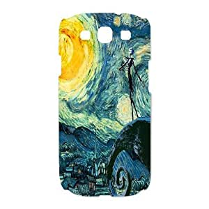 Samsung Galaxy S3 I9300 Phone Case White The Nightmare Before Christmas F6516246