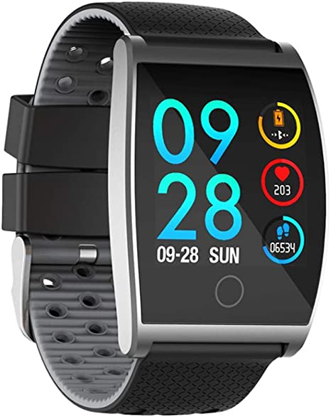 Amazon.com: Smart Watch QS05 - Pulsera inteligente de ...