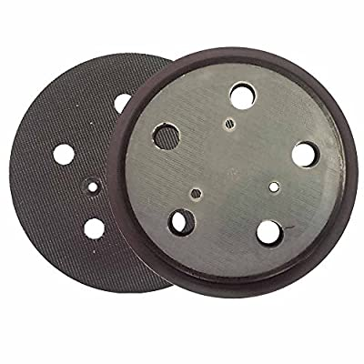 Superior Pads and Abrasives RSP29 5 Inch Sander Pad - Hook and Loop Replaces Porter Cable OE # 13904 / 13909 (1)