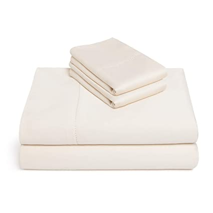 Amazoncom Vivendi 600 Thread Count Supima Cotton Queen 4 Piece