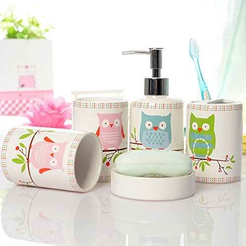 Looking for a owl bathroom decor sets? Have a look at this 2020 guide!