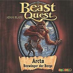 Arcta, Bezwinger der Berge (Beast Quest 3)