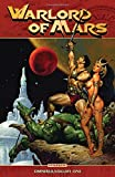 img - for Warlord of Mars Omnibus Volume 1 book / textbook / text book