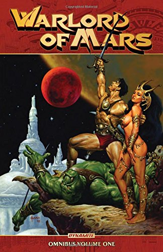 Warlord of Mars Omnibus Volume 1 pdf