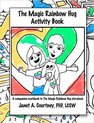 Book The Magic Rainbow Hug Activity Book
