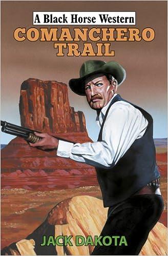 Book Comanchero Trail