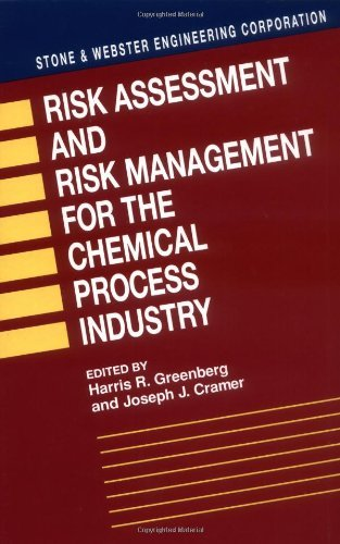 Risk Assessment and Risk Management for the Chemical Process Industry Pdf