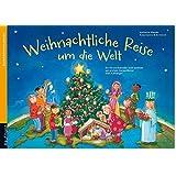 Weihnachtliche Reise um die Welt: Bastel-Adventskalender
