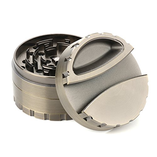 80-MM-Grinder-Fancystyle-315-Inches-Big-Size-4-piece-Grinder-Tobacco-Grinder-herb-grinder-Ashtray-Clip-Grinder-3-1-Design-with-Pollen-Catcher