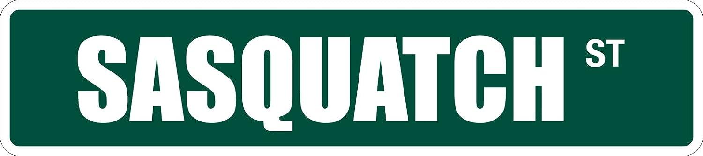 StickerPirate Sasquatch 4