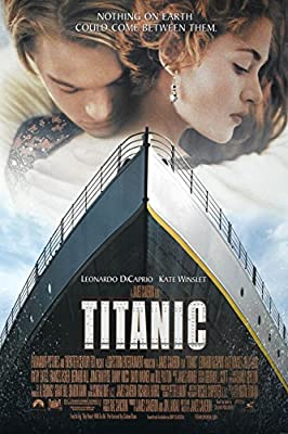 Titanic Movie Poster 12 x 18inch,Rolled By A-ONE POSTERS