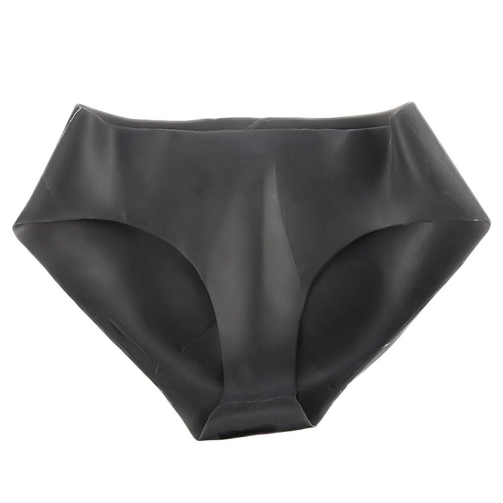 Mujer/Transexual Silicona Falso Nalga Pantalones A Tope Levantador Sin Moldeador Sin Levantador Costura Bragas Seductor Todas Cadera De Silicona Potenciador Ropa Interior,L e1a876