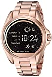 Michael Kors Best Deals - Michael Kors Acceso visualización táctil Rose Gold Bradshaw SmartWatch mkt5004