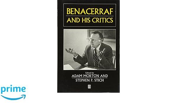 BENACERRAF AND HIS CRITICS EPUB