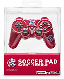 bigben PS3 Controller FC Bayern München Bluetooth