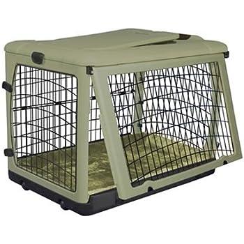 Amazon.com : Pet Gear Deluxe Steel Pet Dog Safety Indoor