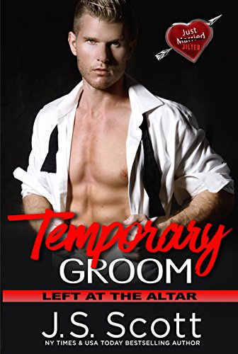 Temporary Groom (Left at the Altar Book 1) cover