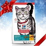 Hill's Science Diet Adult Indoor Cat Food, Chicken...