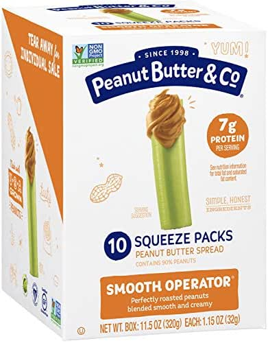 Peanut Butter & Co. Easy Squeezy