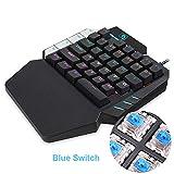FELICON Single Hand Mechanical Gaming Keyboard